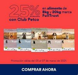 Ofertas de Ocio en el catálogo de Petco en Ciudad Benito Juárez ( 2 días más )
