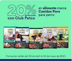Ofertas de Ocio en el catálogo de Petco en San Nicolás de los Garza ( 21 días más )