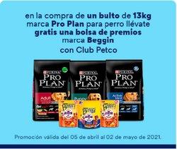 Ofertas de Ocio en el catálogo de Petco ( 18 días más )