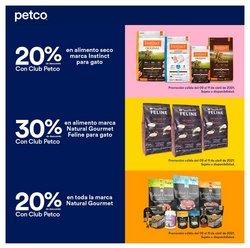Ofertas de Ocio en el catálogo de Petco en San Nicolás de los Garza ( Caduca hoy )