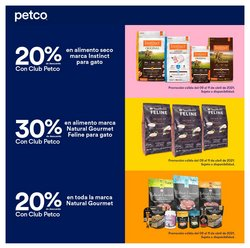 Ofertas de Ocio en el catálogo de Petco en Aguascalientes ( Vence mañana )