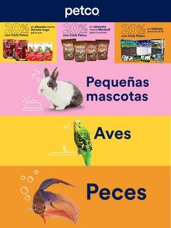 Ofertas de Petco en el catálogo de Petco ( Publicado ayer)