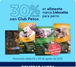 Ofertas de Ocio en el catálogo de Petco ( Vence hoy)