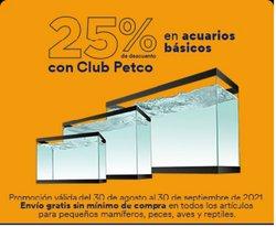 Ofertas de Ocio en el catálogo de Petco ( 11 días más)