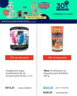 Ofertas de Ocio en el catálogo de Petco ( 2 días más)