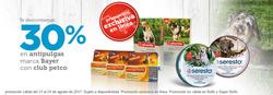 Ofertas de Petco  en el folleto de Zapopan