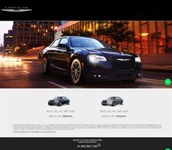 Ofertas de Chrysler en el catálogo de Chrysler ( Vencido)