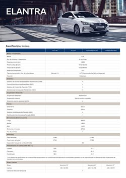 Catálogo Hyundai en Culiacán Rosales ( Más de un mes )