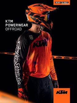 Ofertas de KTM  en el folleto de Puebla