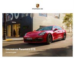 Ofertas de Porsche  en el folleto de León