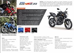 Catálogo Suzuki en Culiacán Rosales ( Más de un mes )