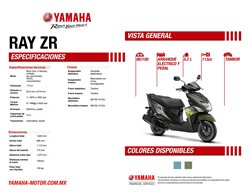 Ofertas de Yamaha  en el folleto de Guadalajara