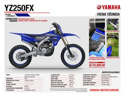 Ofertas de Autos, Motos y Repuestos en el catálogo de Yamaha ( Más de un mes )