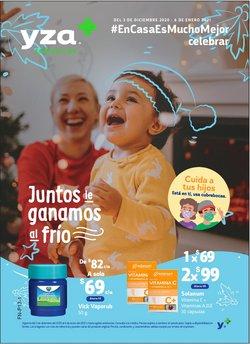 Catálogo Farmacias YZA ( Publicado ayer )