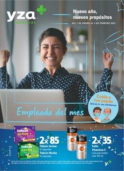 Ofertas de Farmacias y Salud en el catálogo de Farmacias YZA en Zapopan ( 7 días más )