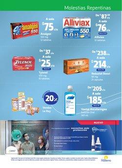 Ofertas de Amoxicilina en Farmacias YZA