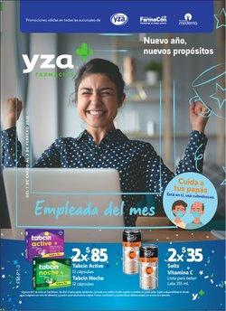 Catálogo Farmacias YZA ( 13 días más )