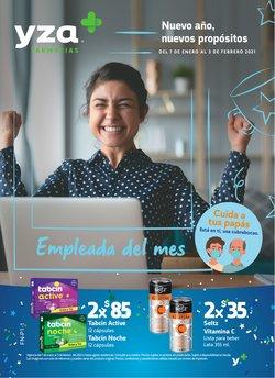 Ofertas de Farmacias y Salud en el catálogo de Farmacias YZA en La Paz ( 11 días más )