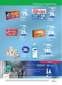 Ofertas de BUSCAPINA en Farmacias YZA