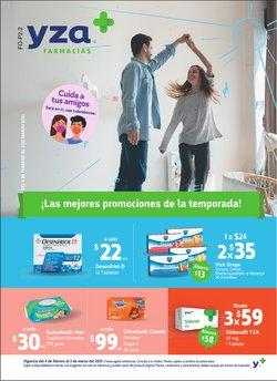 Catálogo Farmacias YZA ( 4 días más )