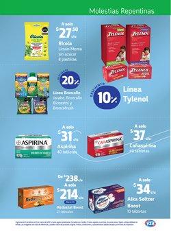 Ofertas de AURAX en Farmacias YZA