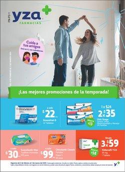 Catálogo Farmacias YZA ( Caduca hoy )
