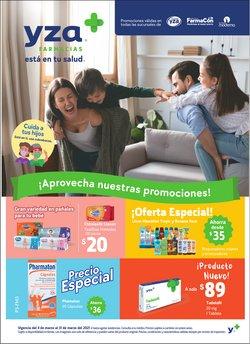 Catálogo Farmacias YZA ( 23 días más )
