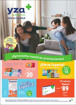 Catálogo Farmacias YZA ( 3 días publicado )