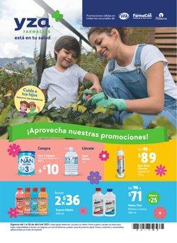 Catálogo Farmacias YZA ( 14 días más )