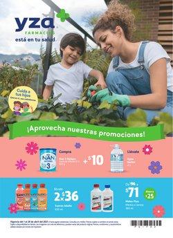 Ofertas de Farmacias y Salud en el catálogo de Farmacias YZA en Zapopan ( 14 días más )