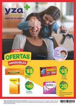 Catálogo Farmacias YZA ( 16 días más)