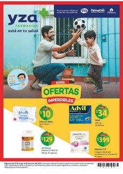 Ofertas de Farmacias y Salud en el catálogo de Farmacias YZA ( 6 días más)