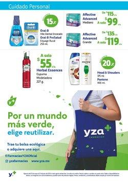 Ofertas de Pantene en el catálogo de Farmacias YZA ( 8 días más)