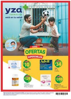 Ofertas de Farmacias YZA en el catálogo de Farmacias YZA ( 6 días más)
