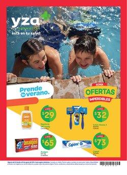 Ofertas de Hiper-Supermercados en el catálogo de Farmacias YZA ( 6 días más)