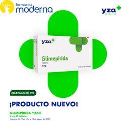 Catálogo Farmacias Moderna ( 13 días más)