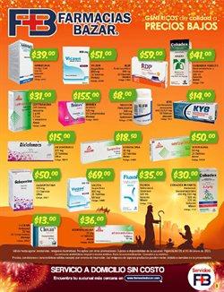 Catálogo Farmacias Bazar ( 8 días más )