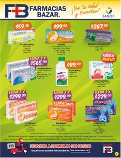 Ofertas de Farmacias Bazar en el catálogo de Farmacias Bazar ( Vence hoy)