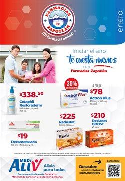 Catálogo Farmacias Zapotlan ( 4 días más )