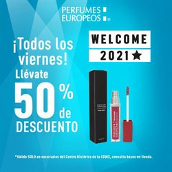 Ofertas de Perfumerías y Belleza en el catálogo de Perfumes Europeos en Victoria de Durango ( Publicado hoy )