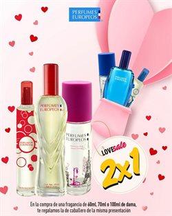Catálogo Perfumes Europeos ( Caducado )