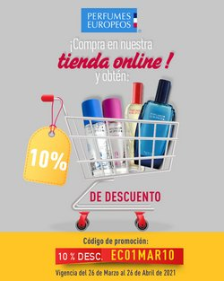 Catálogo Perfumes Europeos ( 8 días más)