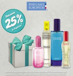 Ofertas de Perfumerías y belleza  en el folleto de Perfumes Europeos en Cabo San Lucas