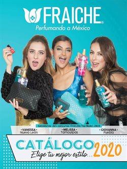 Catálogo Fraiche en Cuajimalpa de Morelos ( Más de un mes )