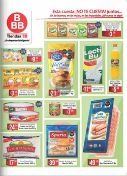 Catálogo Tiendas Tres B ( 15 días más )