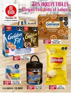 Ofertas de Tiendas Tres B en el catálogo de Tiendas Tres B ( Vencido)