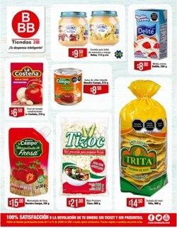 Ofertas de Tiendas Tres B en el catálogo de Tiendas Tres B ( 3 días más)