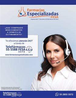 Ofertas de Farmacias y Salud en el catálogo de Farmacias Especializadas en La Paz ( Más de un mes )
