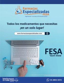 Ofertas de Farmacias y Salud en el catálogo de Farmacias Especializadas en Aguascalientes ( 16 días más )