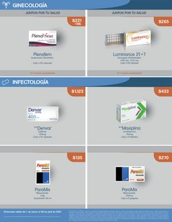 Ofertas de Levofloxacino en Farmacias Especializadas